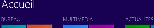 Organiser/Nommer des Groupes de Tuiles sous Windows 8