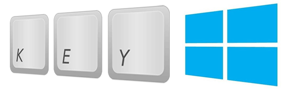 raccourci clavier windows 8