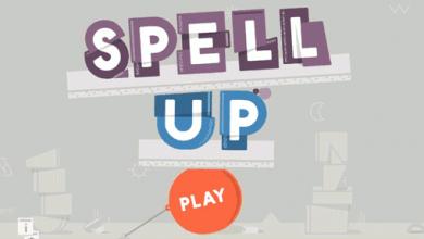 Photo of Spell Up : améliorer votre anglais