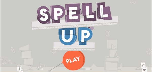 Spell Up : améliorer son Anglais