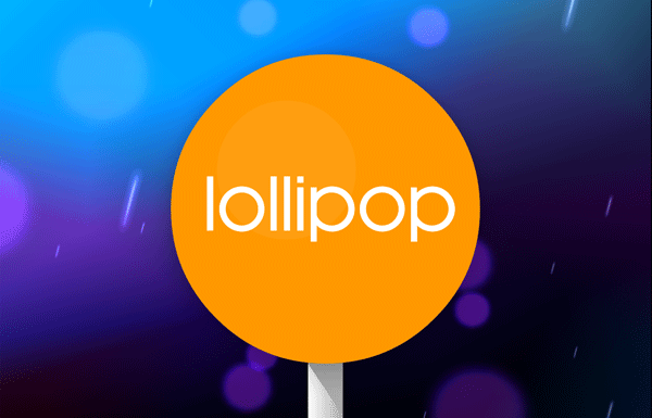 Photo de Lollipop : mise à jour vers Android 5.0.1 en cours