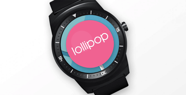 Photo de Lollipop : mise à jour Android Wear et Android 5.0.1