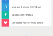 Photo of Runtastic : débloquer les options Pro