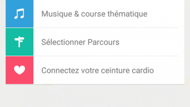 Photo de Runtastic : débloquer les options Pro