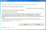 Contrat de licence de Windows 10