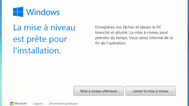 Photo de Windows 10 : mise à niveau après réservation