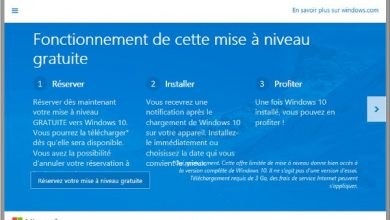 Photo of Windows 10 : réservez votre mise à niveau gratuite