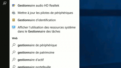Photo of Windows 10 : réduire la Zone de Recherche