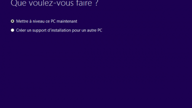 Photo de Windows 10 : forcer la mise à jour