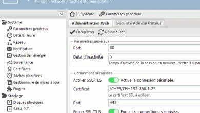 Photo of OpenMediaVault : Paramètres et Sécurité