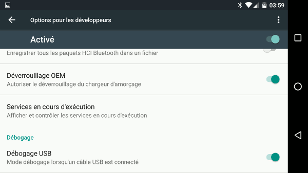 Photo of Débloquer le bootloader du Nexus 5X et du Nexus 6P