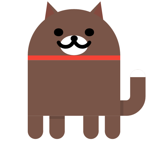 Android Neko - Easter Egg Android N