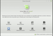Photo de Mise à niveau Linux Mint 17.3 vers 18