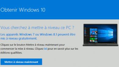 Photo de Windows 10 : dernières heures pour l'offre de mise à jour gratuite
