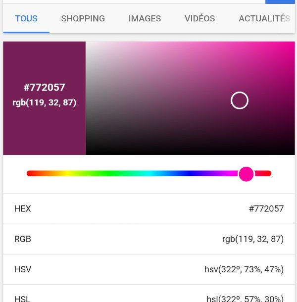 google-search-selecteur-convertisseur-couleurs