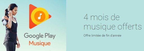 google-play-musique-4-mois-offerts