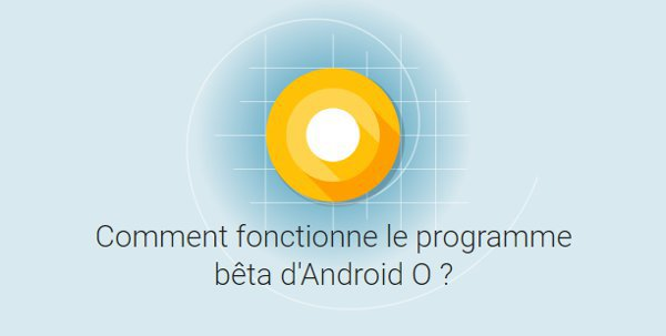 Installer Android O - Preview 2