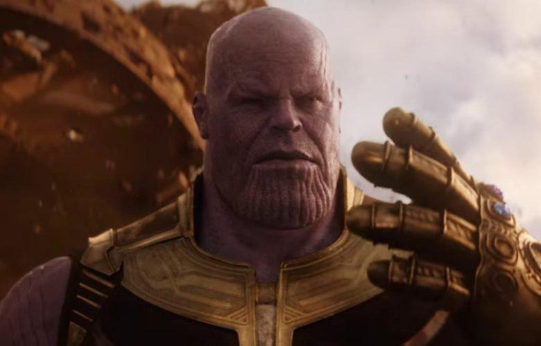Easter-Egg Thanos Avengers