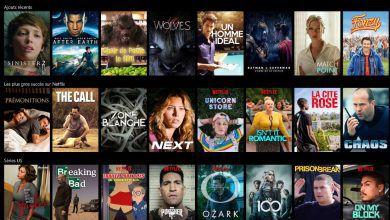 Netflix : les codes cachés des catégories